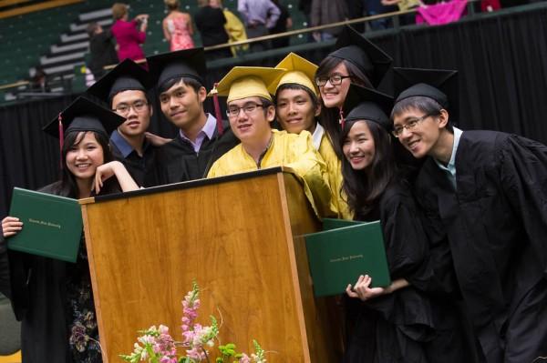 Spring 2014 graduation ftu
