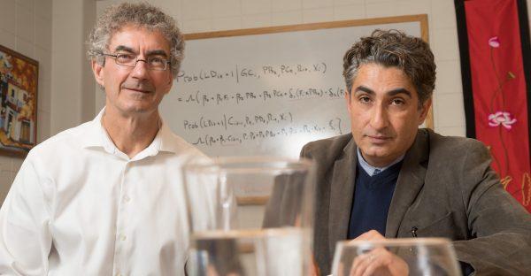 Drs. Dave Mushinski and Sammy Zahran